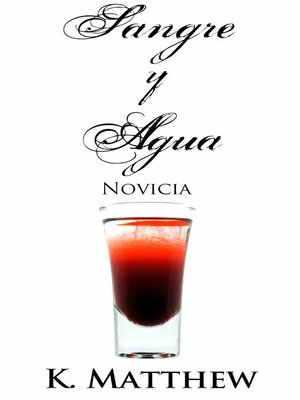 cover image of Sangre y Agua
