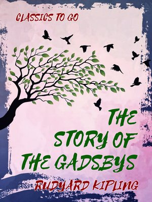 cover image of The Story of the Gadsbys