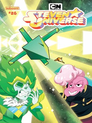 cover image of Steven Universe Ongoing #26