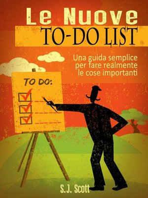 cover image of Le nuove to-do list