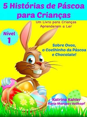 cover image of 5 Histórias de Páscoa para Crianças