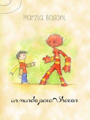 cover image of Un mundo para Sharon