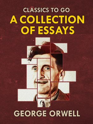 cover image of Collections of George Orwell Essays