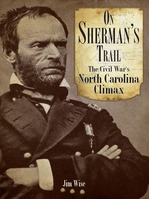 cover image of On Sherman's Trail