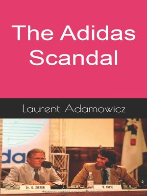cover image of The Adidas Scandal