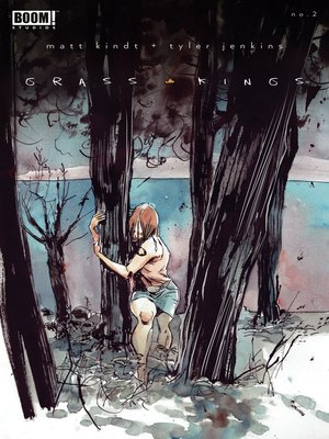 cover image of Grass Kings (2017), Issue 2
