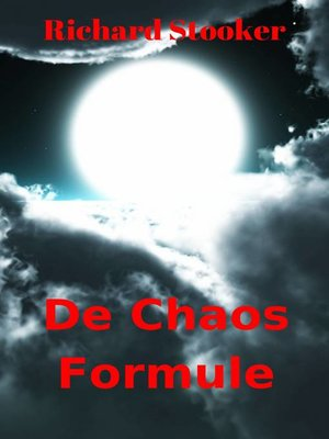 cover image of De Chaos Formule