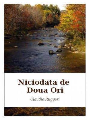 cover image of Niciodata de Doua Ori