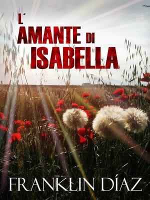 cover image of L'amante di Isabella
