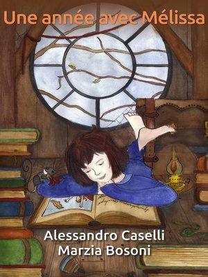 cover image of Une année avec Mélissa