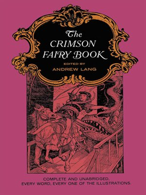 cover image of The Crimson Fairy Book