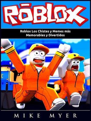 cover image of Roblox Los Chistes y Memes más Memorables y Divertidos