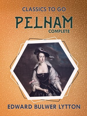 cover image of Pelham  Complete