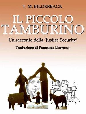 cover image of Il Piccolo Tamburino