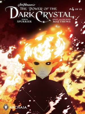 cover image of The Power of the Dark Crystal (2017), Issue 4