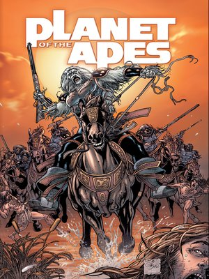 cover image of Planet of the Apes Volume 2