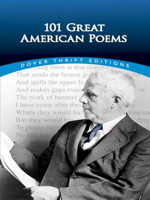 cover image of 101 Great American Poems