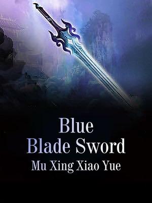 cover image of Blue Blade Sword