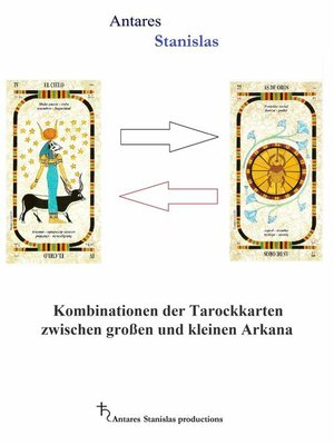 cover image of Kombinationen der Tarockkarten zwischen großen und kleinen Arkana