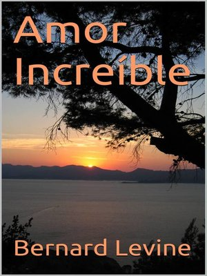 cover image of Amor Increíble