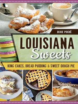 cover image of Louisiana Sweets