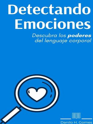 cover image of Detectando Emociones