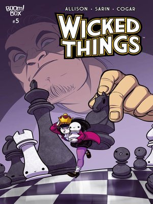 cover image of Wicked Things, Issue 5