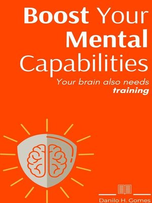 cover image of Boost Your Mental Capabilities