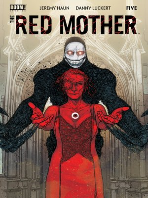 cover image of The Red Mother, Issue 5