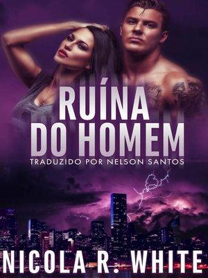 cover image of Ruína do homem