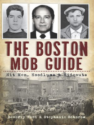 cover image of The Boston Mob Guide