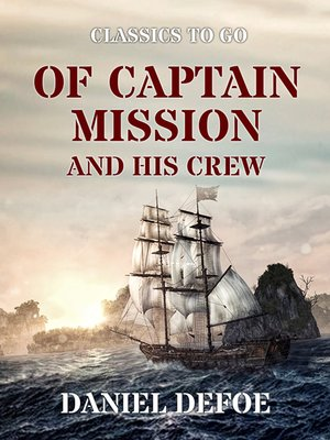 cover image of Of Captain Mission and His Crew