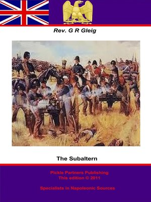 cover image of The Subaltern
