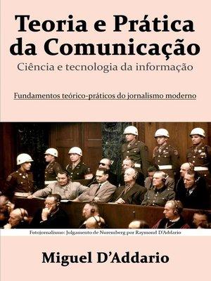 cover image of Teoria e Prática da Comunicação