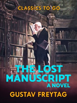 cover image of The Lost Manuscript
