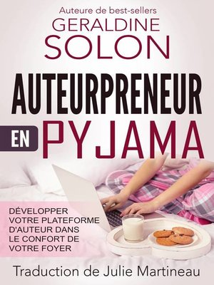 cover image of Auteurpreneur en pyjama