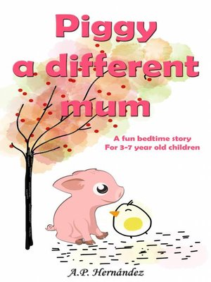 cover image of Piggy, a different mum Piggy