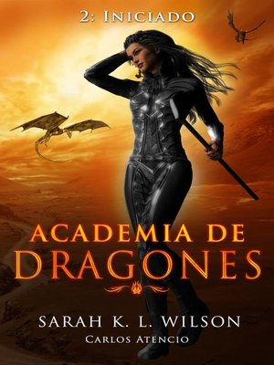 cover image of Academia de Dragones