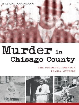 cover image of Murder in Chisago County