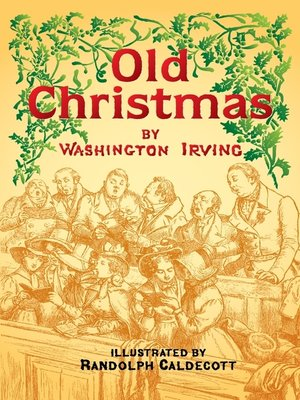 cover image of Old Christmas