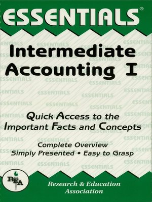 Intermediate accounting i essentials by eldon bailey for Table 6 4 intermediate accounting