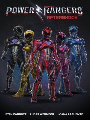 cover image of Saban's Power Rangers