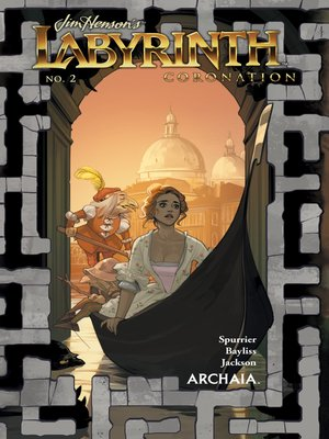 cover image of Labyrinth: Coronation (2018), Issue 2