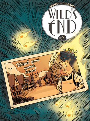 cover image of Wild's End #2