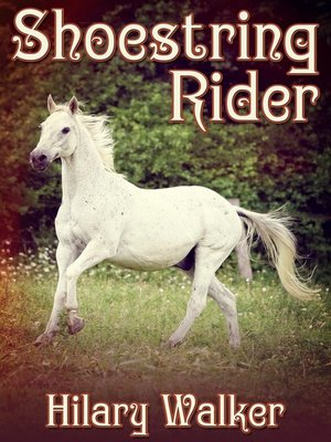 cover image of Shoestring Rider