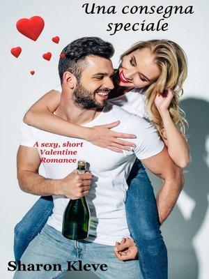 cover image of Una consegna speciale