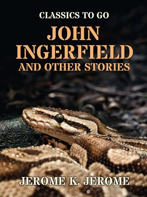 cover image of John Ingerfield and Other Stories