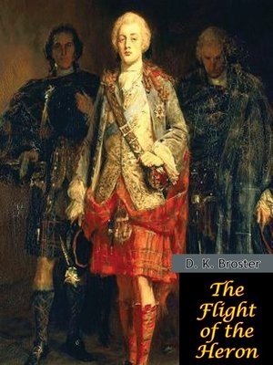 cover image of The Flight of the Heron