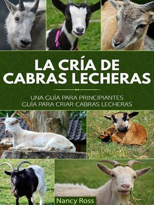 cover image of La cría de cabras lecheras