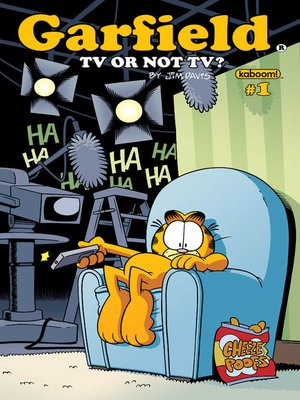 cover image of Garfield 2018, Issue 1